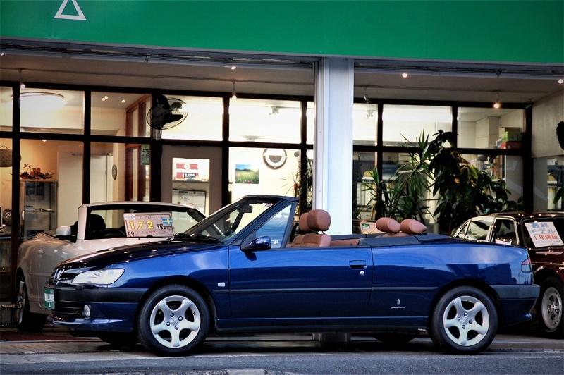[ VíDEOS ] Peugeot 306 cabrios a la venta... en Japón Peugeo65