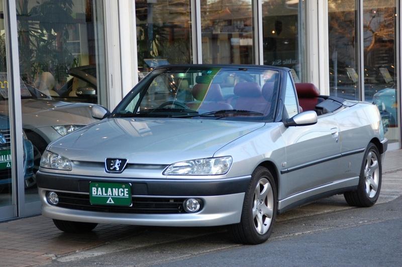 [ VíDEOS ] Peugeot 306 cabrios a la venta... en Japón Peugeo72