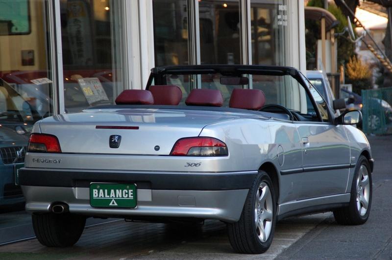 [ VíDEOS ] Peugeot 306 cabrios a la venta... en Japón Peugeo76