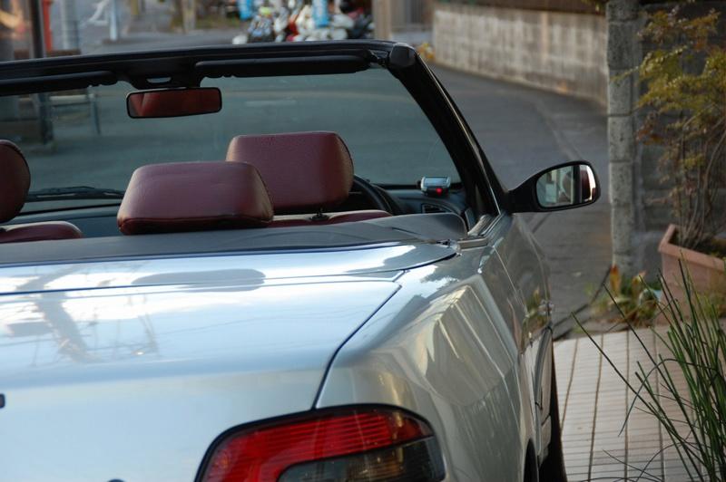 [ VíDEOS ] Peugeot 306 cabrios a la venta... en Japón Peugeo78
