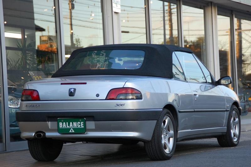 [ VíDEOS ] Peugeot 306 cabrios a la venta... en Japón Peugeo80