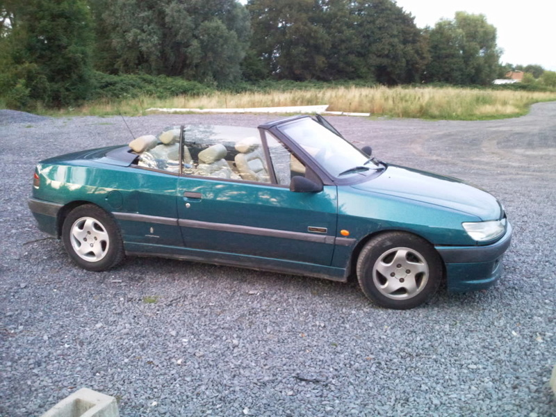[ FOTOS ] Fase 2 - 1998 - Saint-Tropez verde Reflex - El primer cabrio de Ben84 Photo012