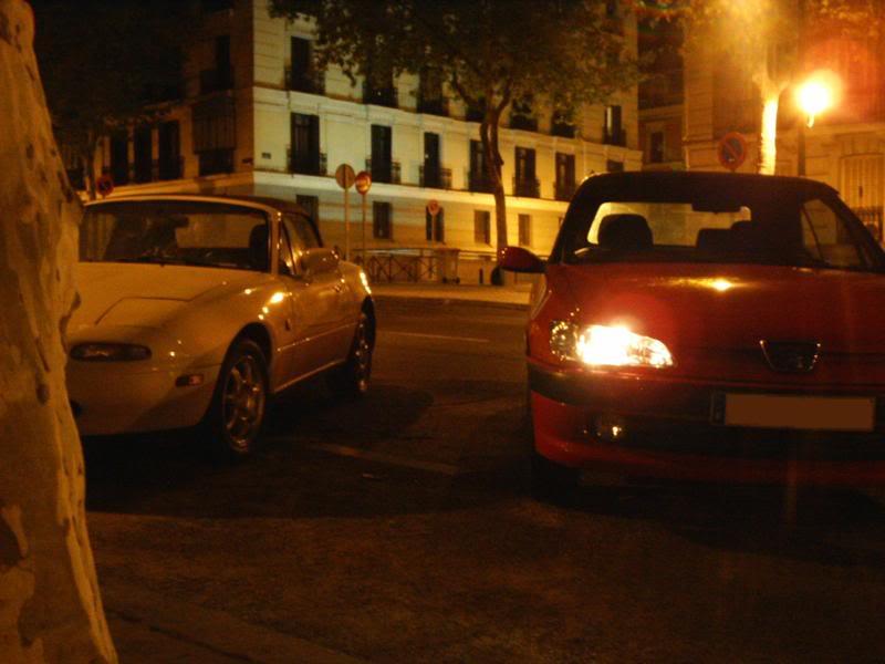 [ FOTOS ] 306 Cabrio vs/ Mazda MX-5 Pic_0122