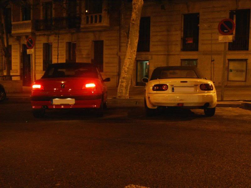 [ FOTOS ] 306 Cabrio vs/ Mazda MX-5 Pic_0123