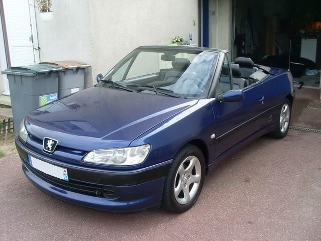 [ FOTOS ] Fase 2 - 1999 - Azul China - El cabrio de Nyko76 con techo duro Sl377014