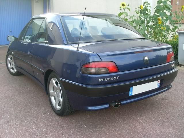 [ FOTOS ] Fase 2 - 1999 - Azul China - El cabrio de Nyko76 con techo duro Sl377021