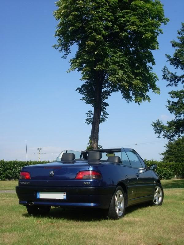 [ FOTOS ] Fase 2 - 1999 - Azul China - El cabrio de Nyko76 con techo duro Sl377025
