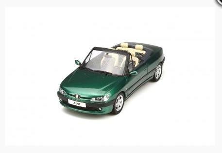 [ HOBBIES ] Miniaturas - Peugeot 306 Cabriolet al 1/18 Ottomobile Thumbn11