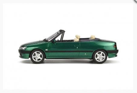 [ HOBBIES ] Miniaturas - Peugeot 306 Cabriolet al 1/18 Ottomobile Thumbn16