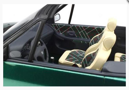 [ HOBBIES ] Miniaturas - Peugeot 306 Cabriolet al 1/18 Ottomobile Thumbn18