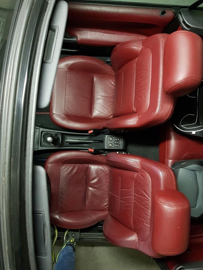 """[ FOTOS ] Fase 3 - 2001 - """"Suisse"""" 1,8i 112cv grís Thallium - El cabrio de Yannick75013 Yysqx110"""