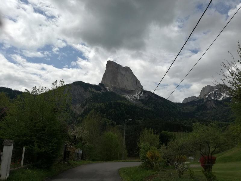 Course de la résistance le 8 mai à Mens Mont_a10