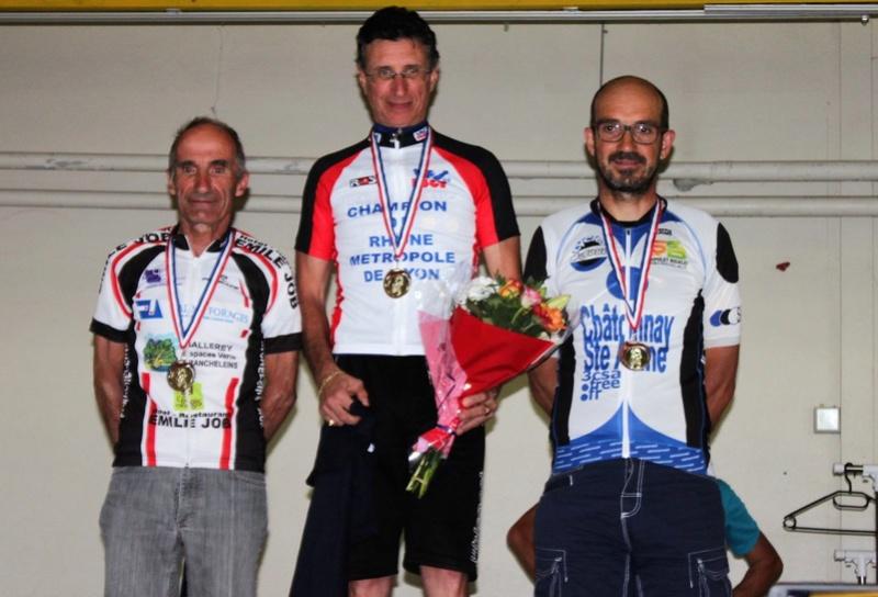 Championnat départemental FSGT du Rhône à Echalas Podium10