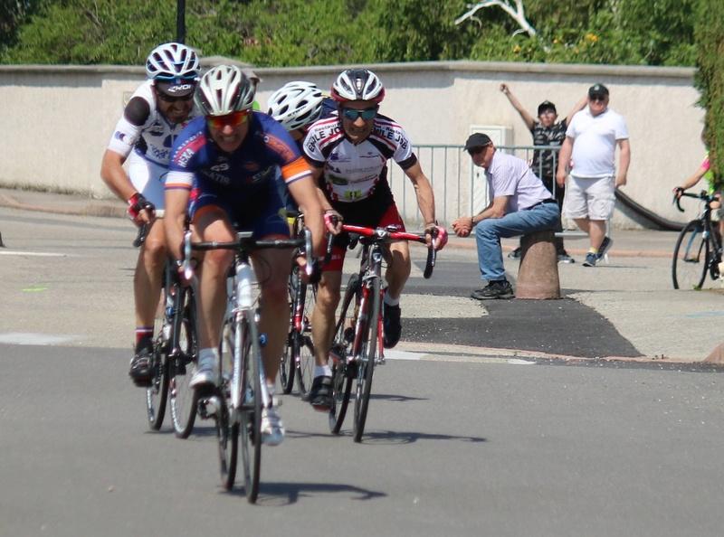 Championnat départemental FSGT du Rhône à Echalas Sprint10