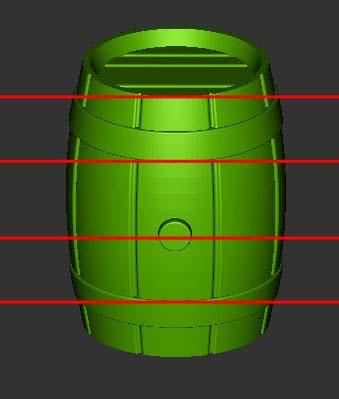 Usinage 3D profond: Réalisations et Paramétrages CAMBAM sur MDF 101210