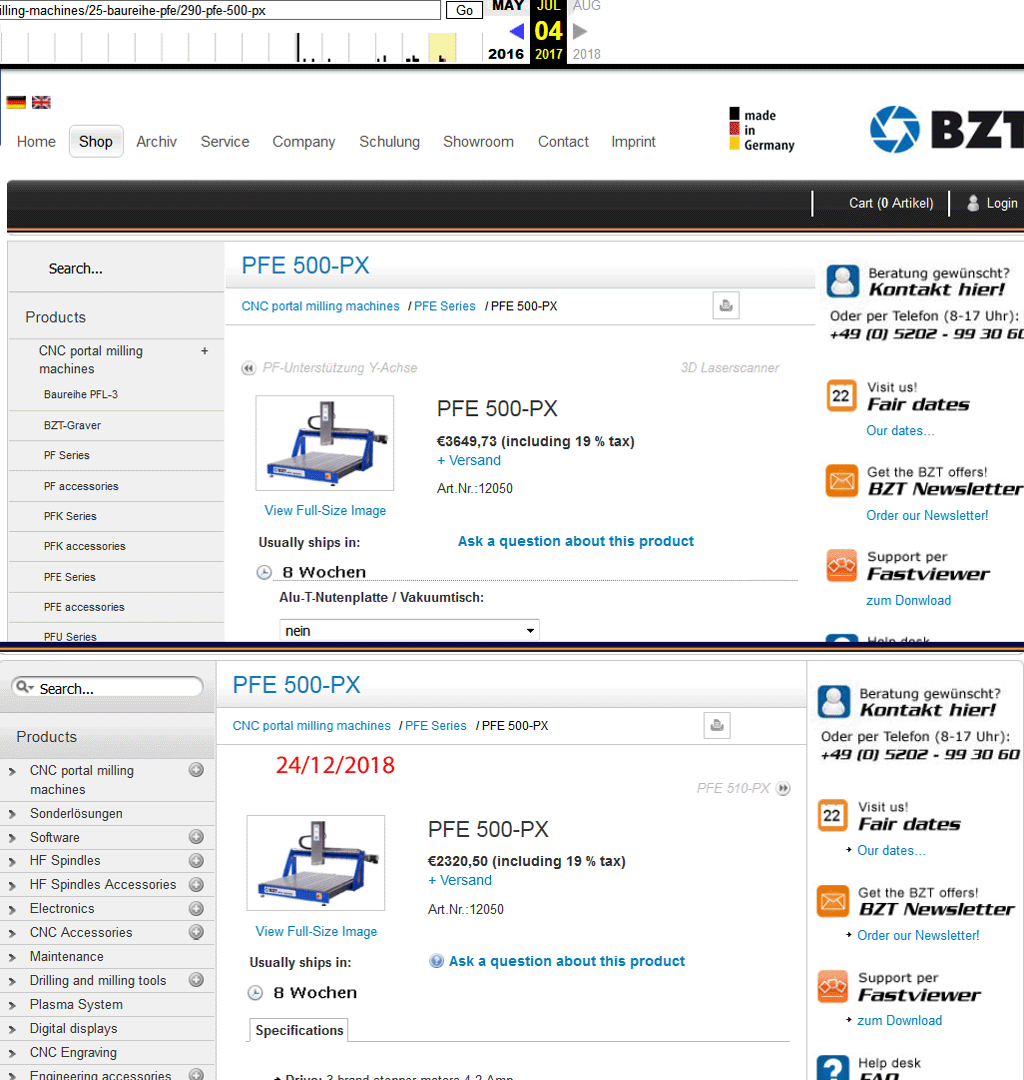 Achat et réglage Smoothstepper Ethernet  - Page 10 Prix_b10