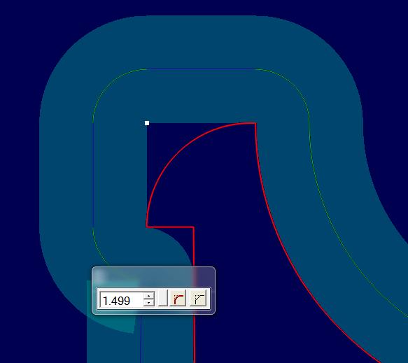Cambam, question de dégagement d'angle et de fermeture de fichiers Rayon10