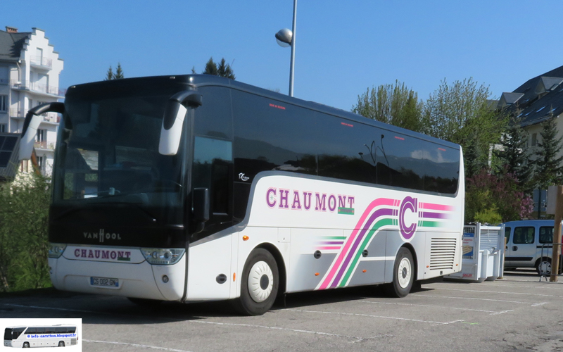 CARS CHAUMONT  (T.T.I.) C_181210