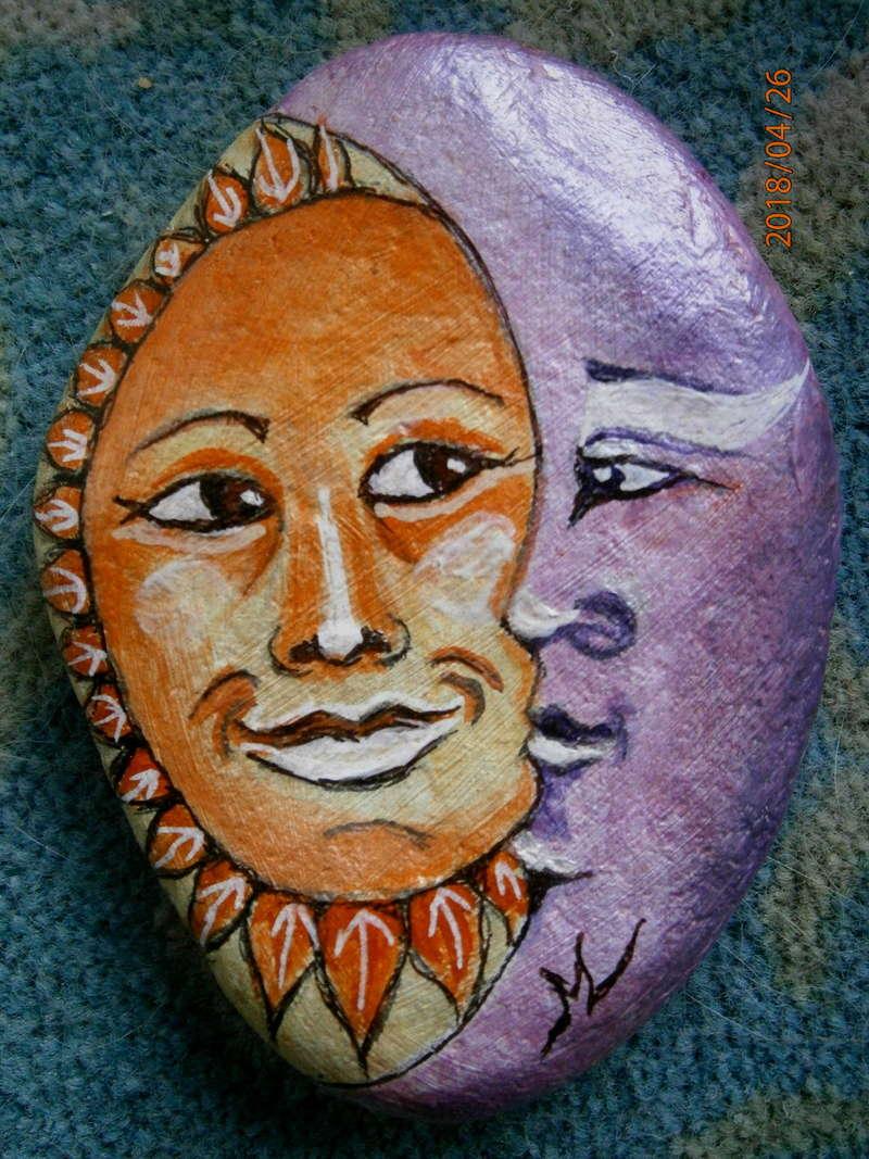 Le soleil a rendez vous avec la lune Soleil10