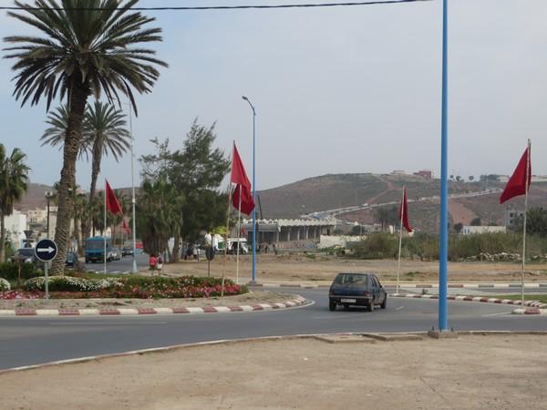 [Carburant, Routes, Police] NOUVEAU PONT A SIDI IFINI Sidi_i14