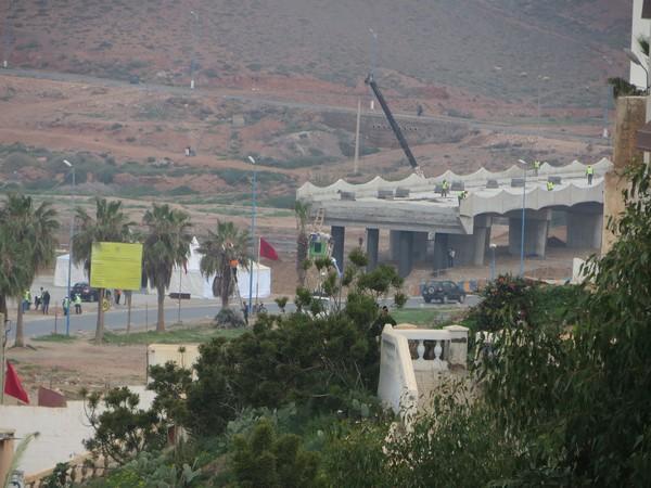 [Carburant, Routes, Police] NOUVEAU PONT A SIDI IFINI Sidi_i15