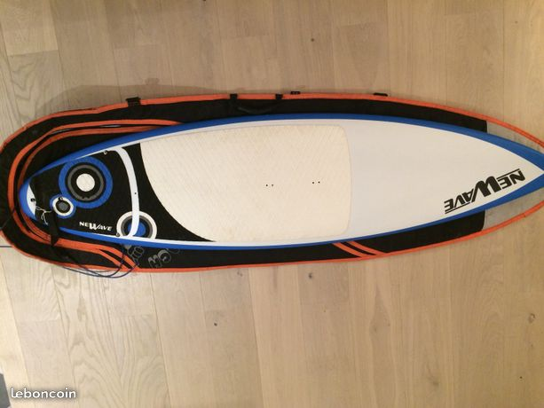 Surf strapless Newave 6'2 Newave10