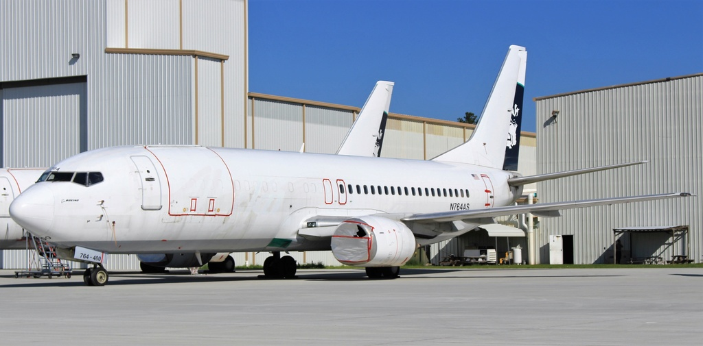 Brunswick BQK und Cecil Airport, JAX 25.04.2018 N764as10