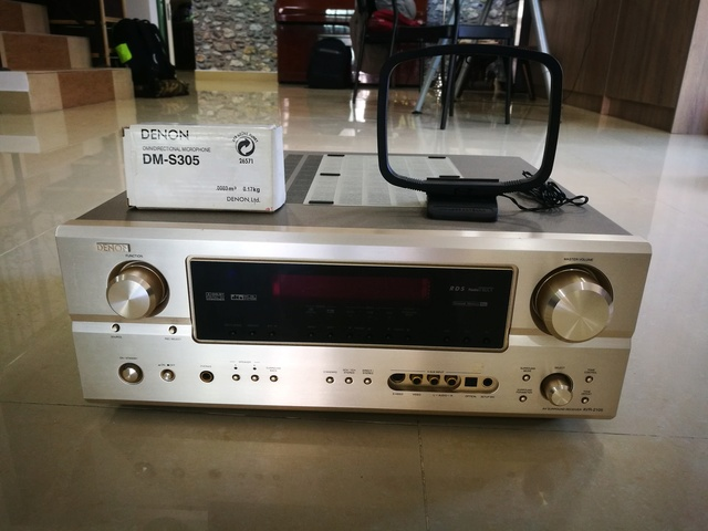 Denon AVR-2105 7-ch AV Receiver with Auto Setup (Used) * Price Reduced * SOLD Img_2037