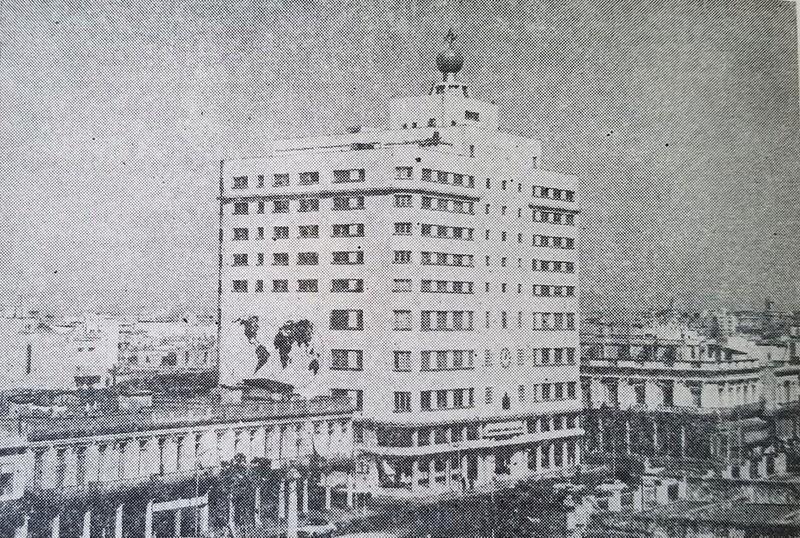 Inauguración del Gran Templo Nacional Masónico el 27 de Febrero de 1955 Cuarta10