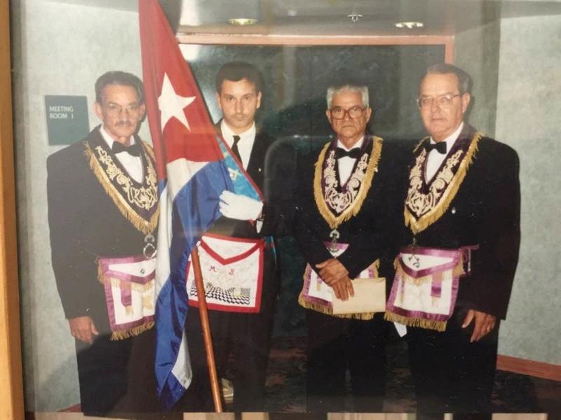 La Masonería Cubana Haciendo Historia Enriqu11