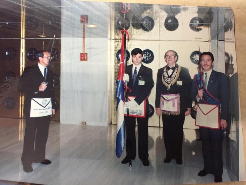 La Masonería Cubana Haciendo Historia Enriqu12