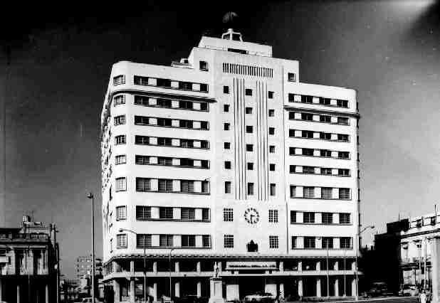 Inauguración del Gran Templo Nacional Masónico el 27 de Febrero de 1955 Primer11