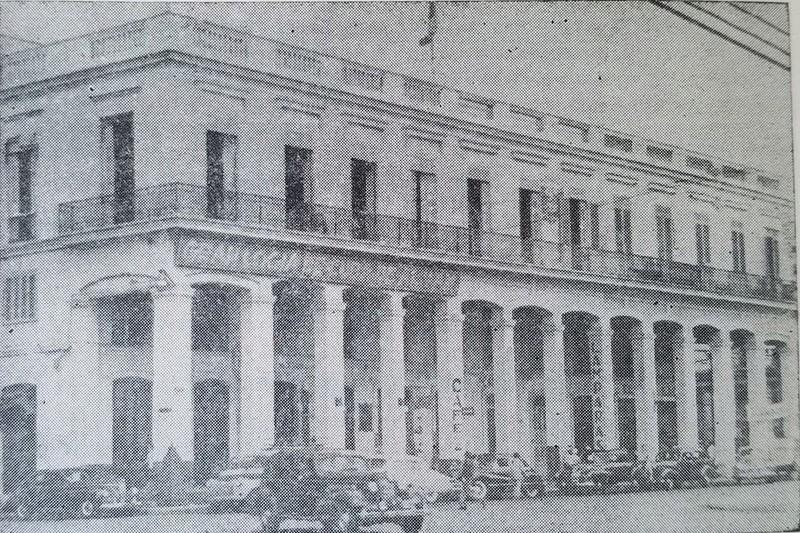 Inauguración del Gran Templo Nacional Masónico el 27 de Febrero de 1955 Tercer10