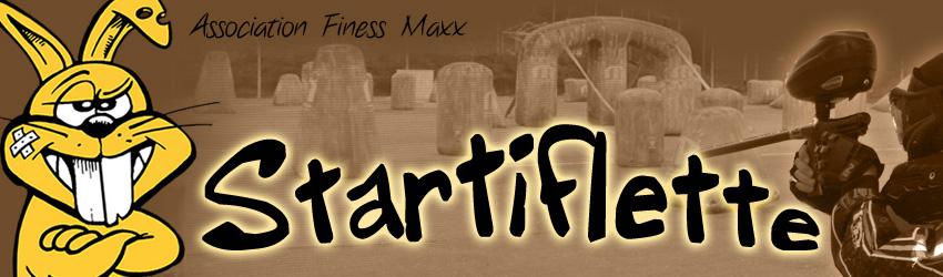 Paintball Albertville - Association Finess Maxx et son Team Startiflette