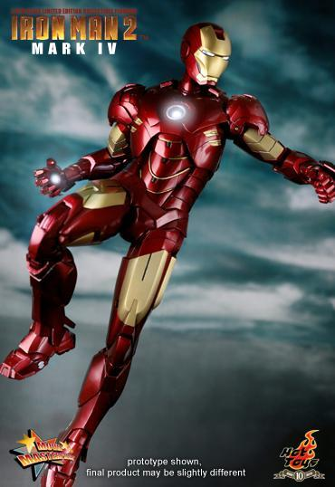 HOT TOYS: 1/6  IRON MAN 2 MK IV LIMITED EDITION 16_hot17