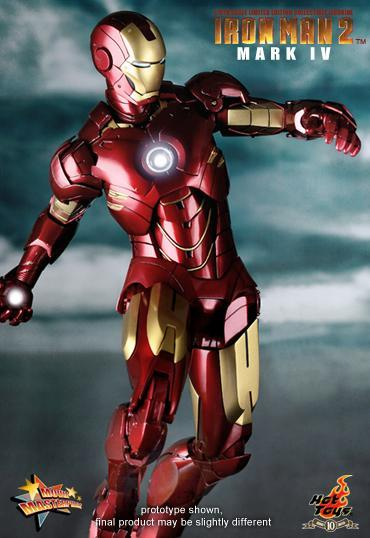 HOT TOYS: 1/6  IRON MAN 2 MK IV LIMITED EDITION 16_hot18