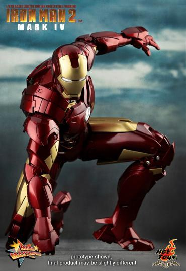 HOT TOYS: 1/6  IRON MAN 2 MK IV LIMITED EDITION 16_hot19