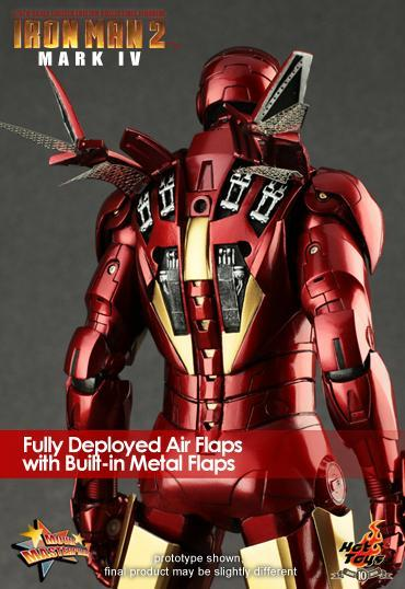HOT TOYS: 1/6  IRON MAN 2 MK IV LIMITED EDITION 16_hot21