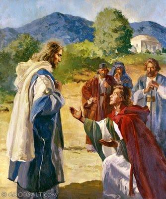 Evangile du jour à la lumière des Livres du Ciel (Luisa Piccarreta) 11800010