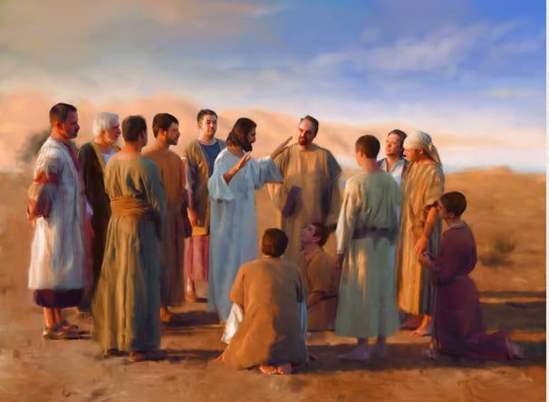 Evangile du jour à la lumière des Livres du Ciel (Luisa Piccarreta) 11807911