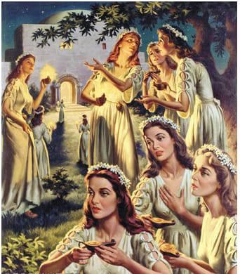 Evangile du jour à la lumière des Livres du Ciel (Luisa Piccarreta) 11858010