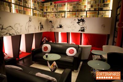 Manga Kissa ou Manga café Sortir12