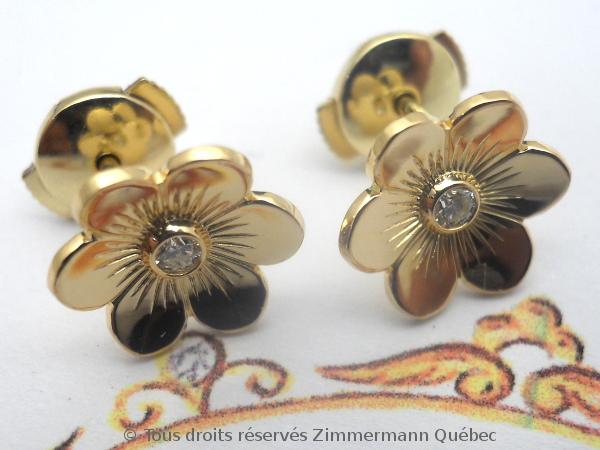 Boucle oreille or et diamant '' Valentina '' Dscn3212