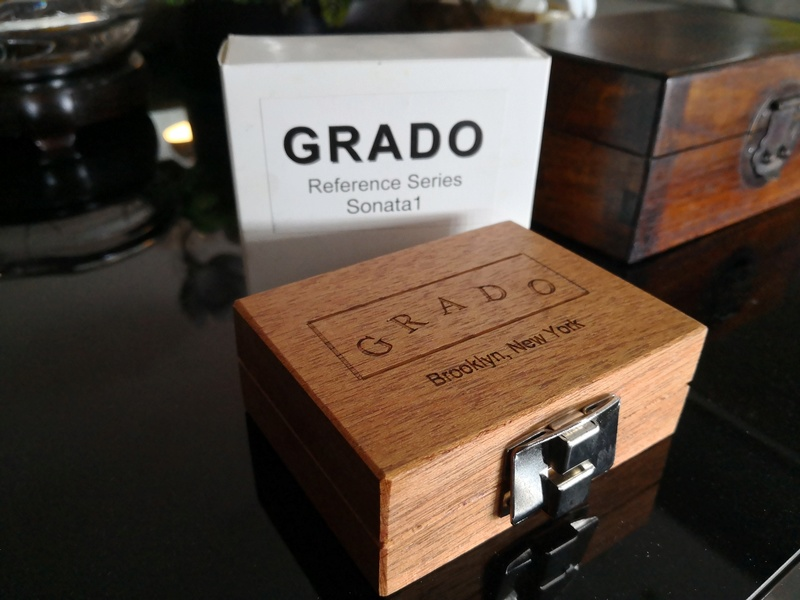 Grado Reference Sonata 1 Cartridge Img_2020