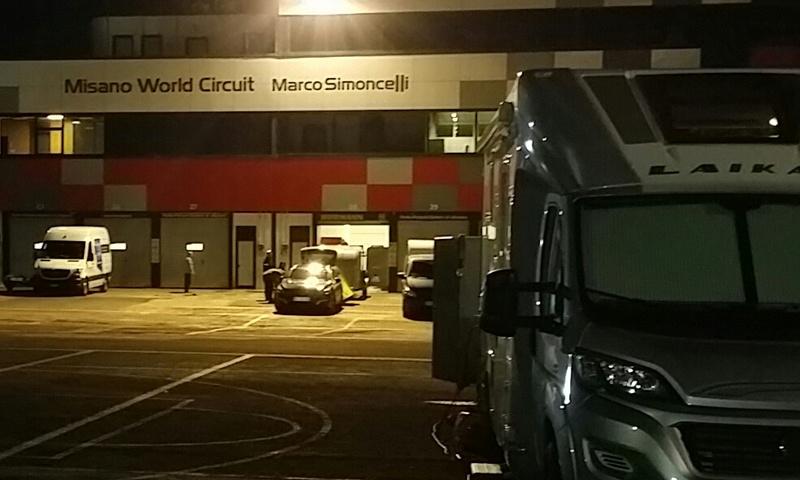 Misano 16 au 18 mars avec FVP 20180310