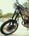 Nouvelle moto 125, une SR custom à mort bien rock'n'roll _nivo112