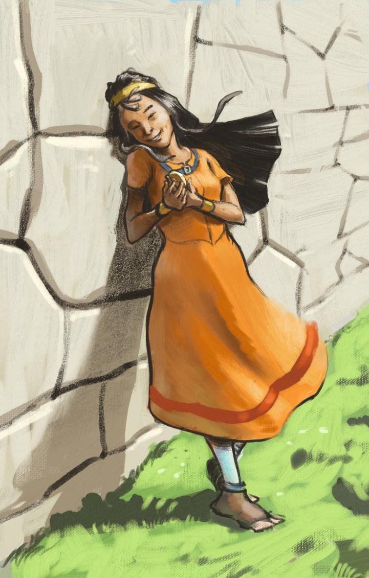 les études de Yumérêves[nouvelle illu pour 1Ddessin 1 BD 1 Hommage en cours] - Page 35 80510