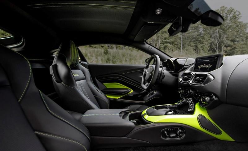 2017 - [Aston Martin] Vantage - Page 2 23674710
