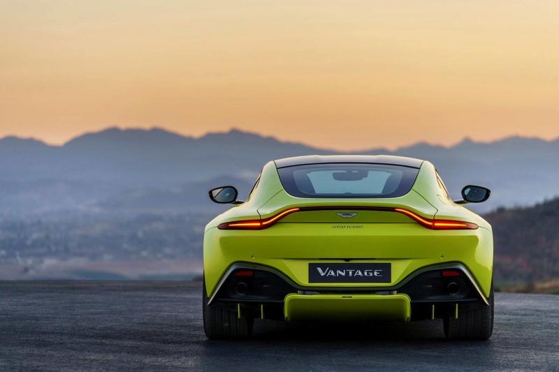 2017 - [Aston Martin] Vantage - Page 2 23736010