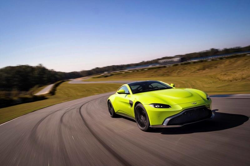 2017 - [Aston Martin] Vantage - Page 2 23736110